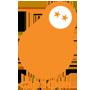 Сарафан  Тематика: Развлекательные № кнопки 312 Веселый телеканал для всей семьи, телеканал хорошего настроения, здорового юмора и яркого дизайна с самым живым и динамичным логотипом на российском телевидении — неунывающей Неваляшкой